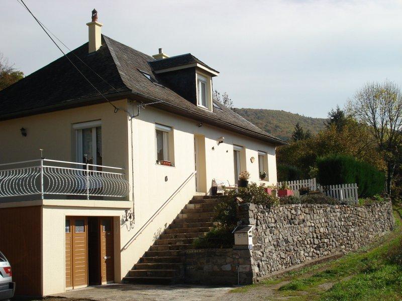 Vente maison d 39 habitation le vernet de condat for Vente habitation